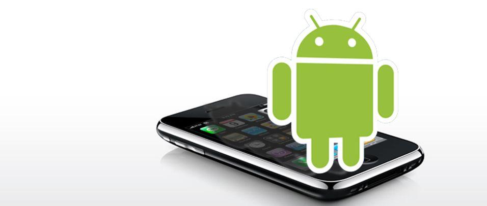 – Android banker Iphone neste år