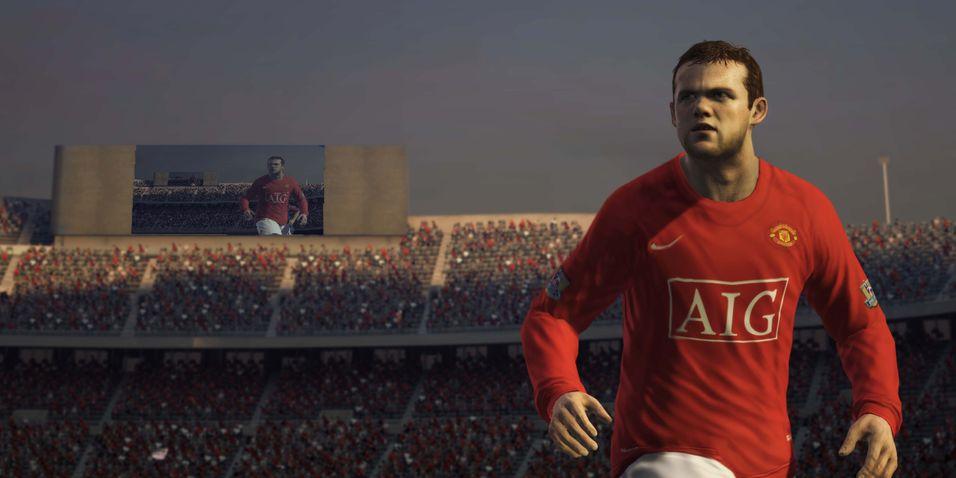 FIFA 09 minst like bra på Playstation 3