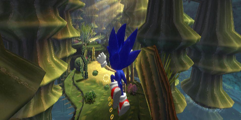 Nytt Sonic-spill neste vår