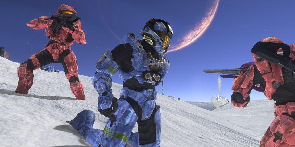 Mer Halo-innhold fra Bungie