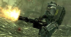 Mye nedlastbart innhold til Fallout 3