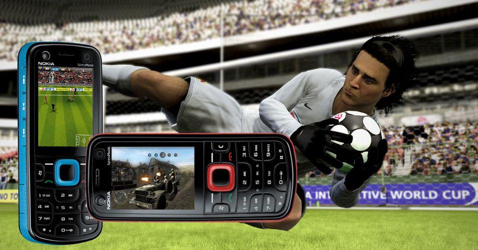 Nokia utvider N-Gage-støtten