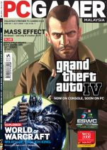 Coveret til PC Gamer Malaysia.