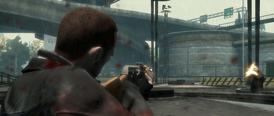 Forvirring om GTA IV til PC