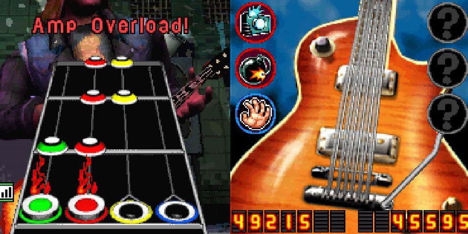 ANMELDELSE: Guitar Hero: On Tour