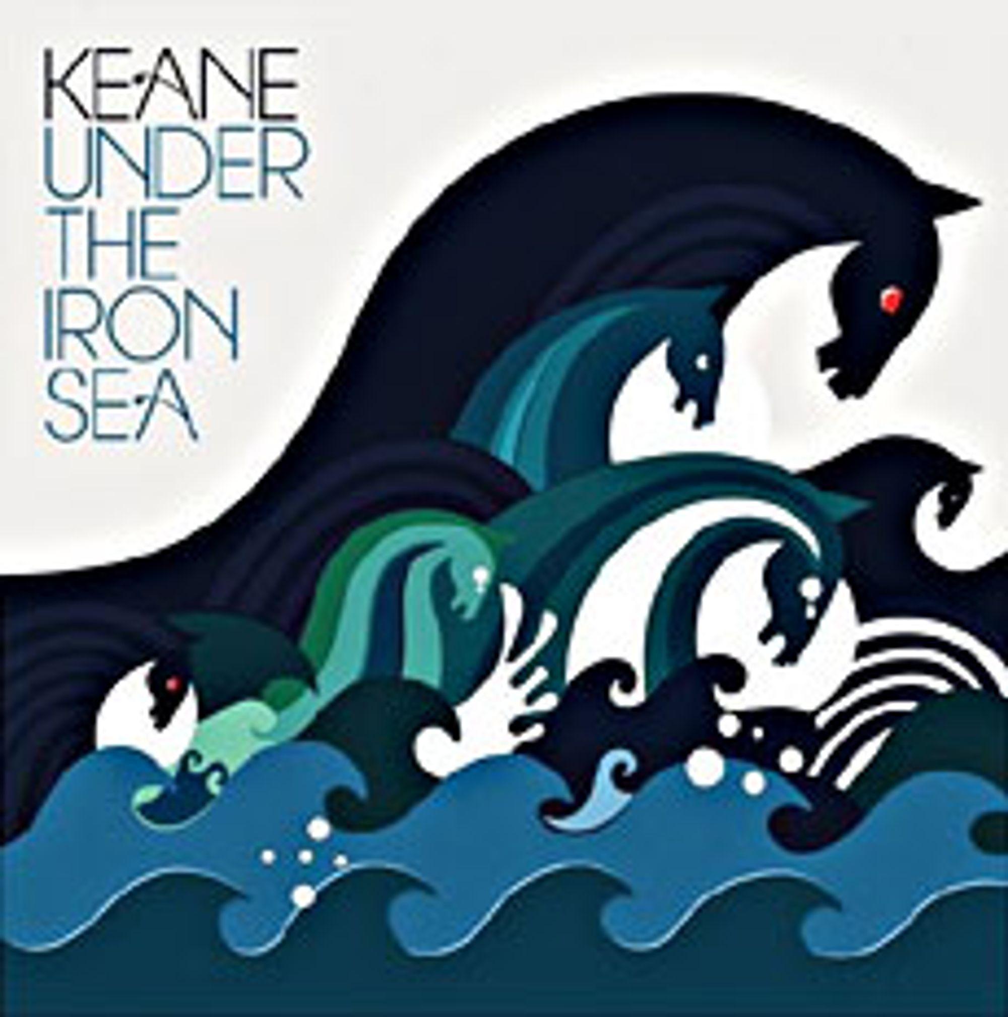 Med singelen Under The Iron Sea fikk albumet med samme navn nesten like stor suksess som debuten.