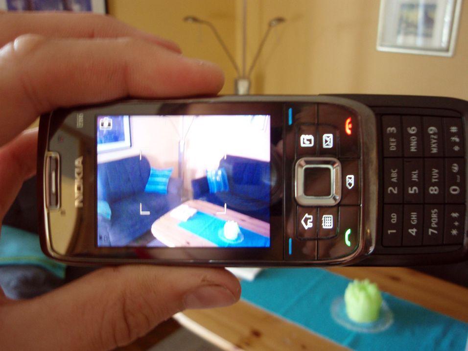 Denne uken hadde vi Nokia E66 på testbenken.