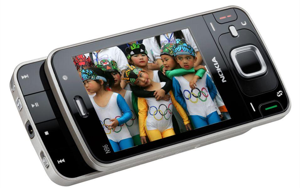 Nå kan du følge OL på mobilen uten omkostninger.