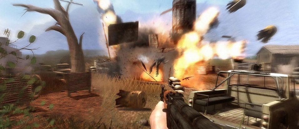 Systemkrav for Far Cry 2