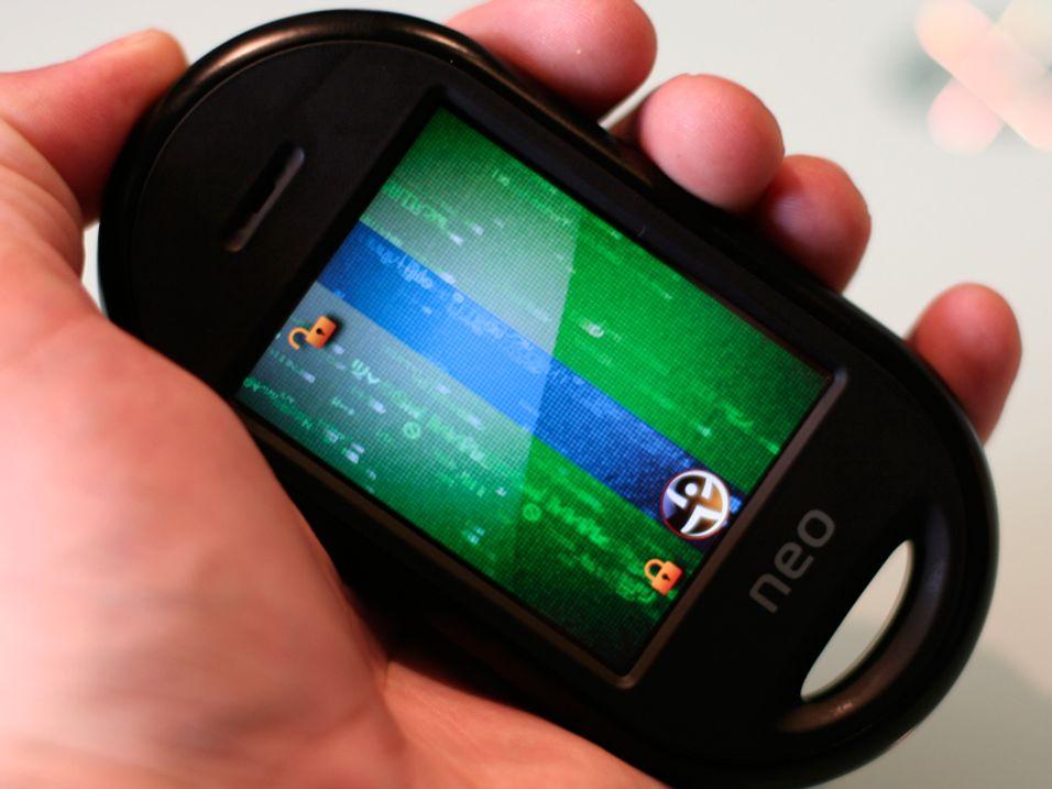 Neo Freerunner er en komplett åpen Linux-telefon.