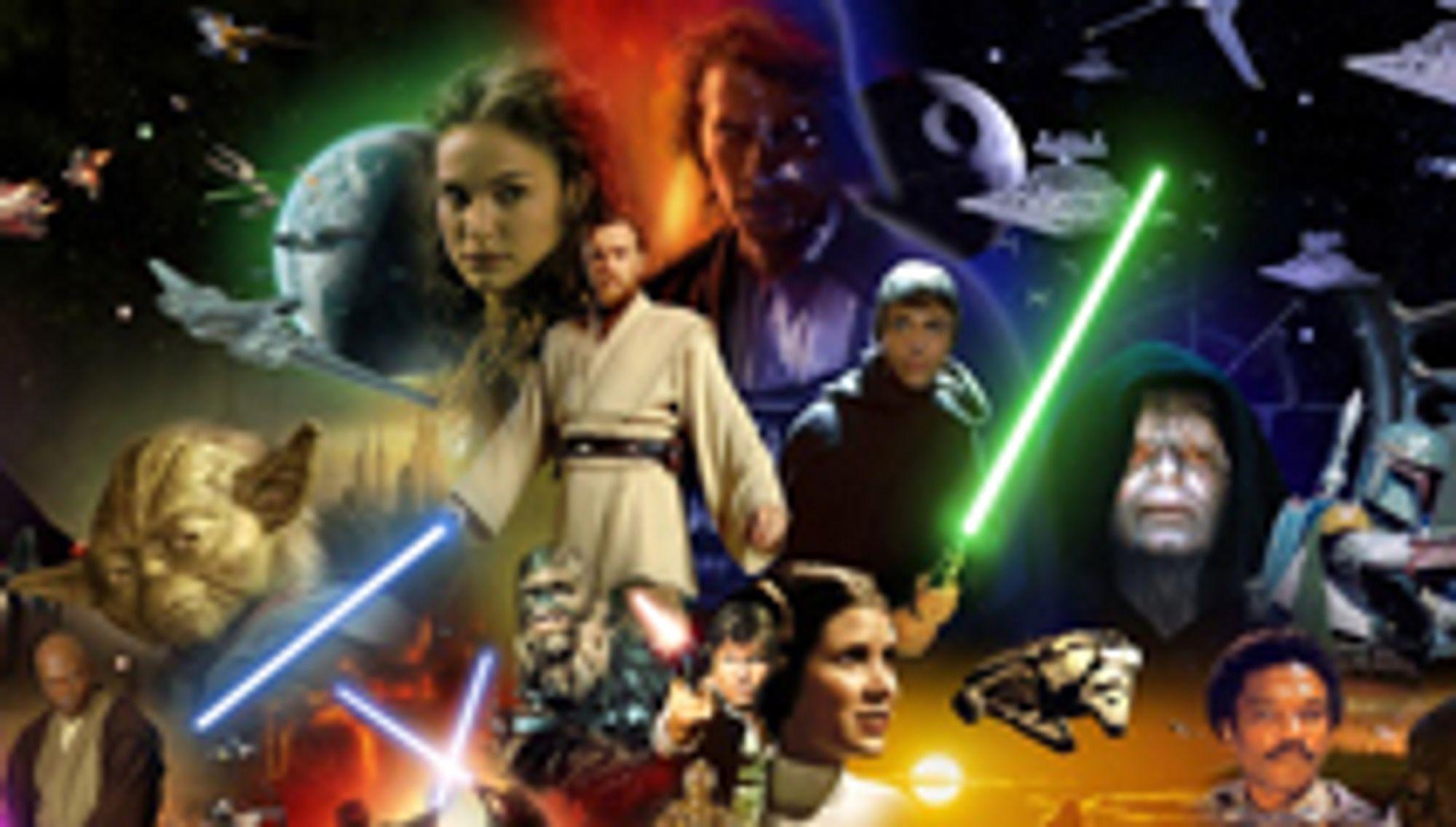 Star Wars i 3D