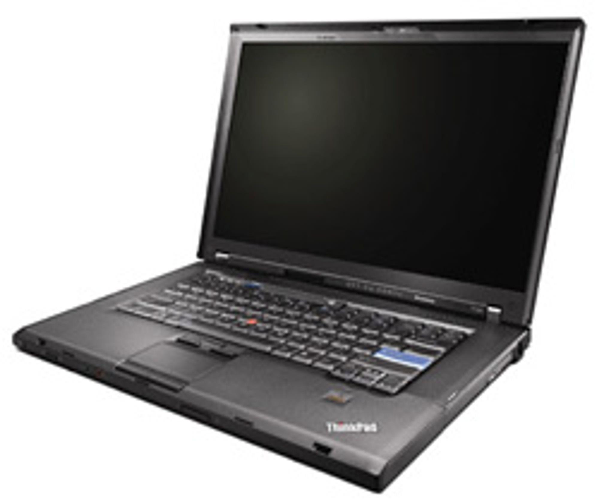 Lenovos nye bærbare. (Foto: Lenovo)