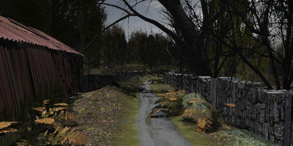 Skrekk på landsbygda