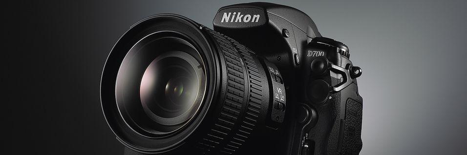 TEST: Nikon D700