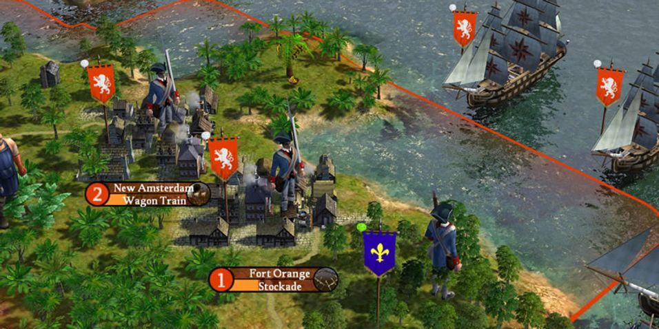 SNIKTITT: Sid Meier's Civilization IV: Colonization