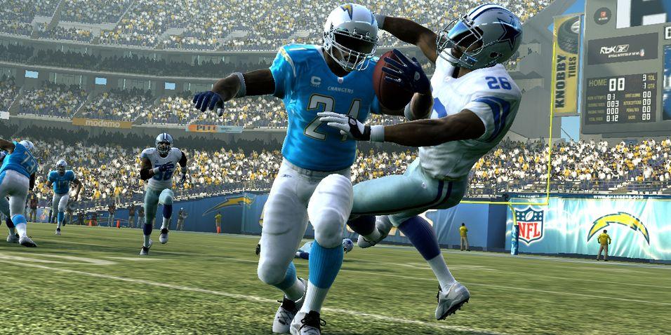 ANMELDELSE: Madden NFL 09