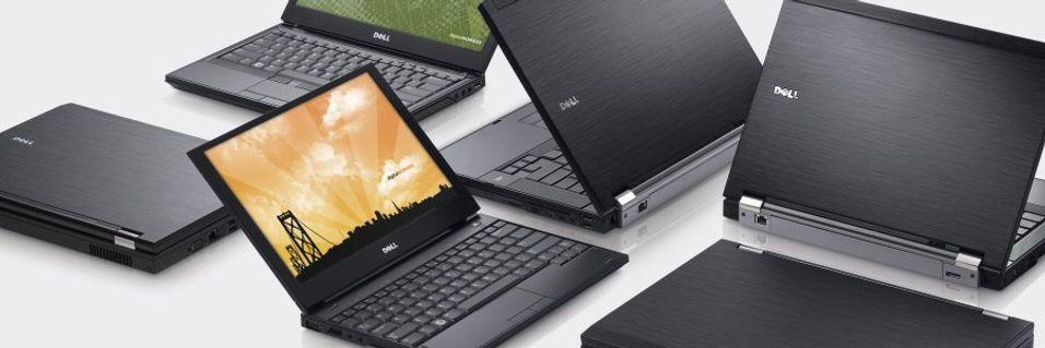 Her er Dells nye bedrifts-bærbare