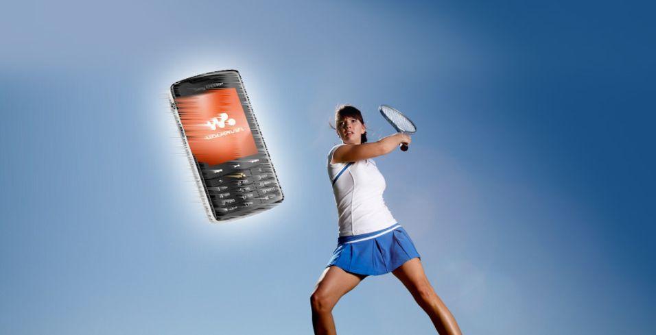 Mobiltelefoner kan sprette