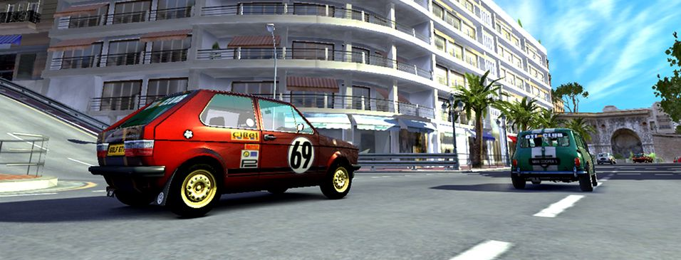 Arkaderacing for PS3
