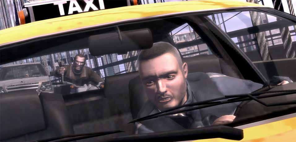 Nyheter i GTA IV for PC