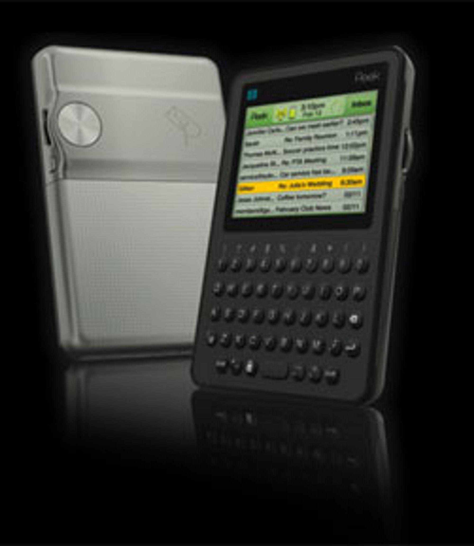 Den ser ut som en mobil. Den er en mobil. Men den er ikke en telefon.