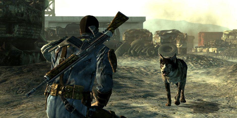SNIKTITT: Fallout 3