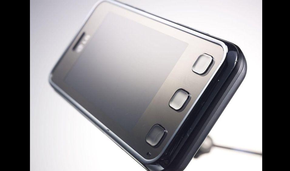 Nye KC910 er en av LGs mest avanserte telefoner noensinne.