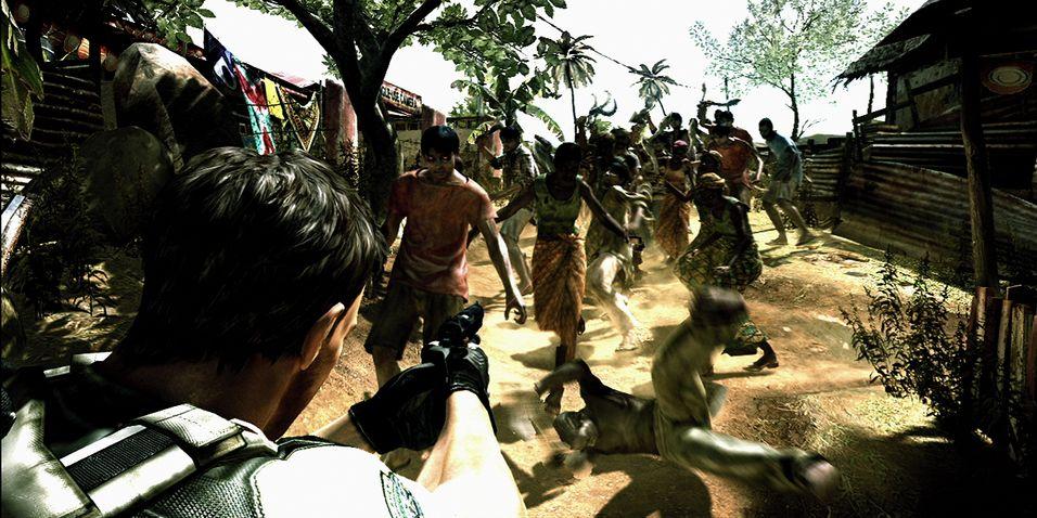 INTERVJU: Resident Evil 5