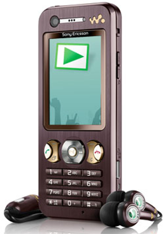 Playnow vil fungere med de fleste Sony Ericsson-telefoner.