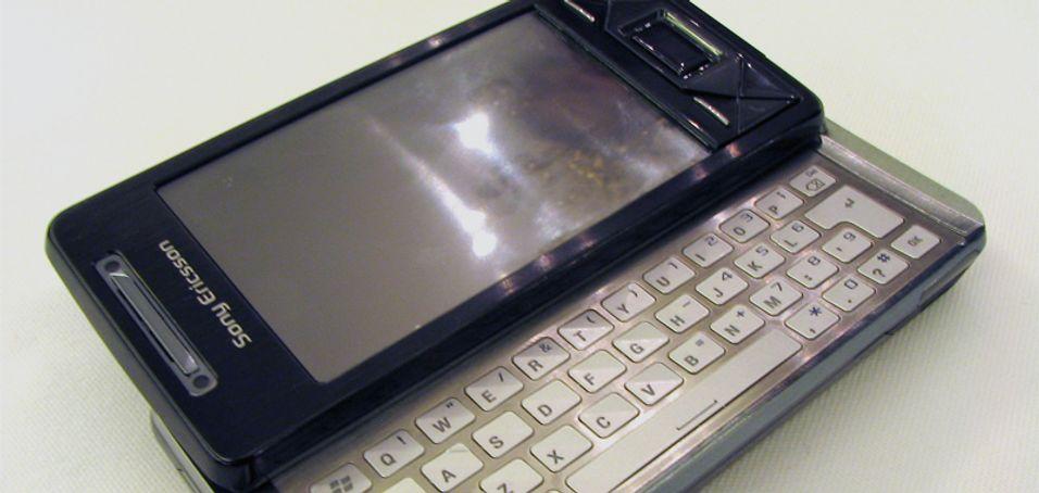 Sony Ericsson X1i imponerer og skuffer testerne i Sm@pe.