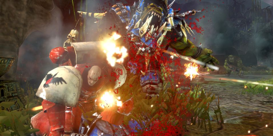 SNIKTITT: Warhammer 40.000: Dawn of War II