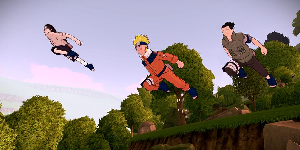 SNIKTITT: Naruto: The Broken Bond