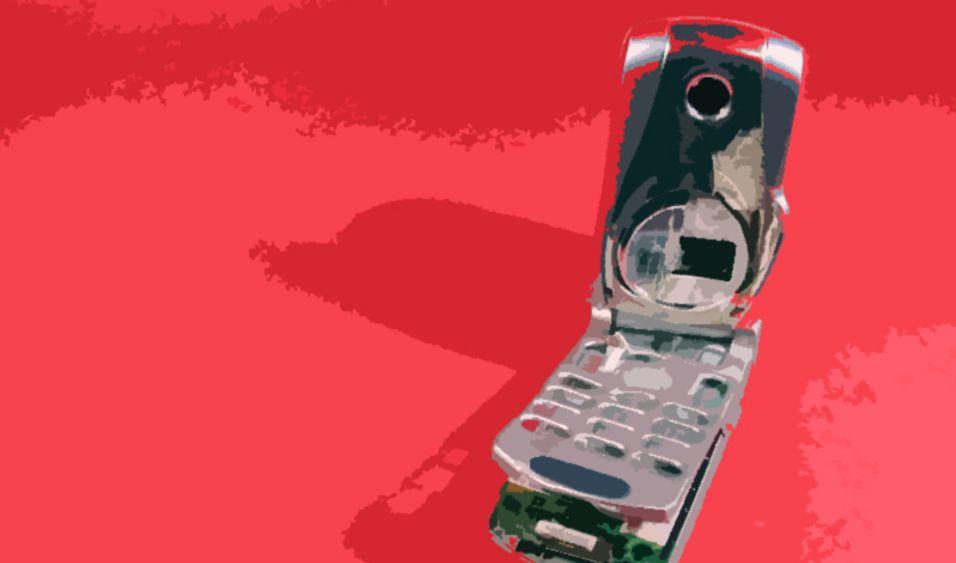 Nå er mobilens siste dager dokumentert.