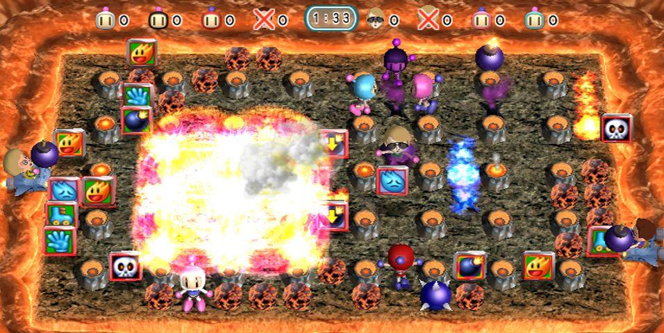 Nytt Bomberman til Wiiware