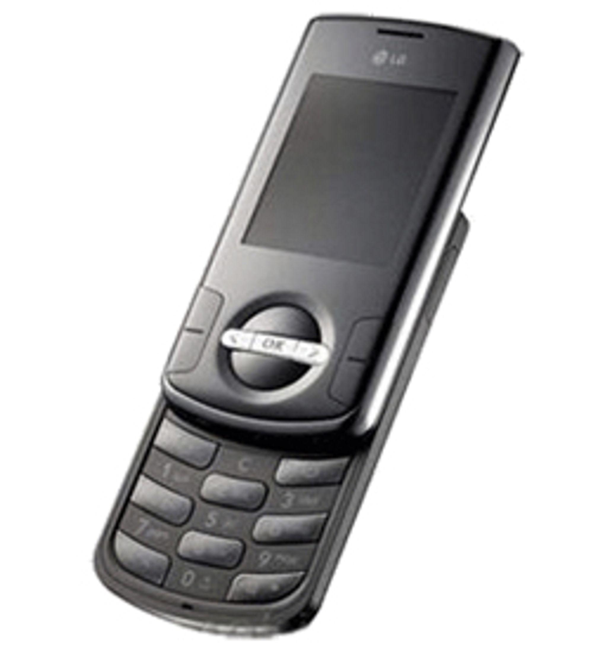 LG slipper en 3G-telefon med lav pris.