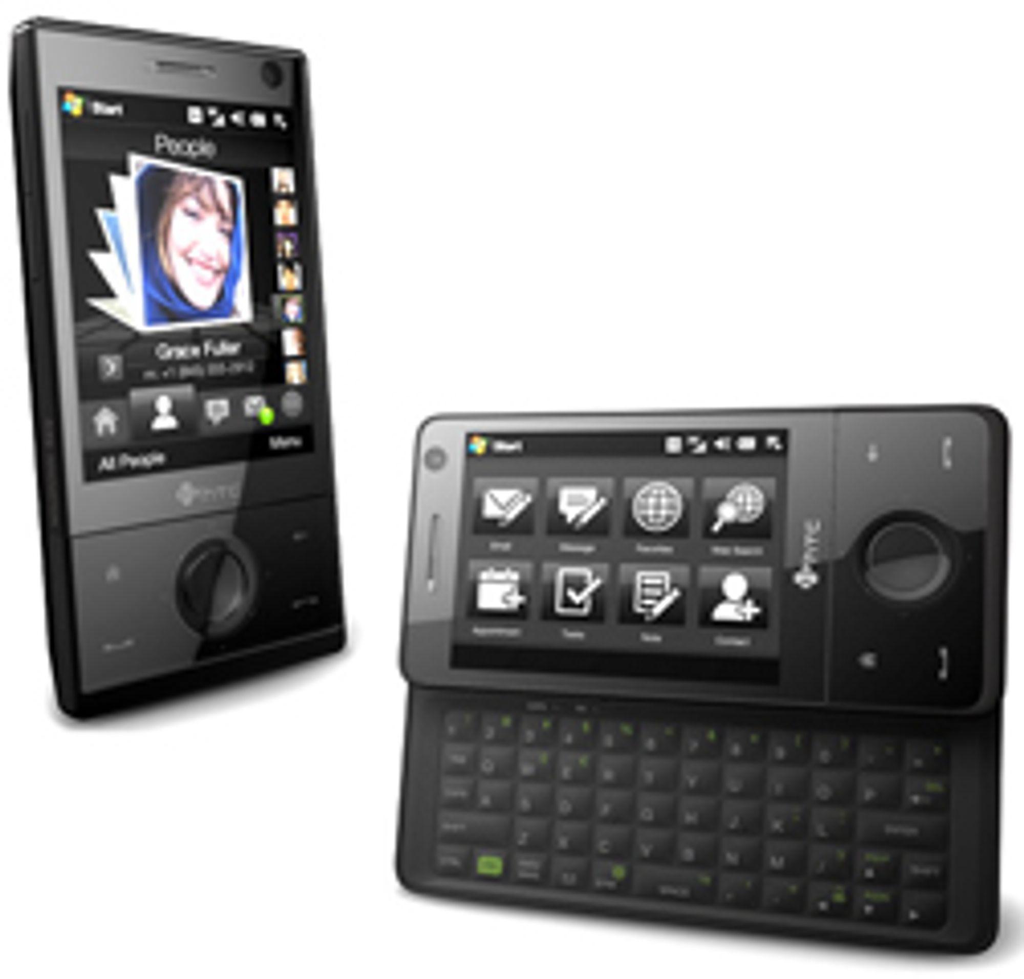 Ventetiden er straks over. HTC Touch Pro er på vei.