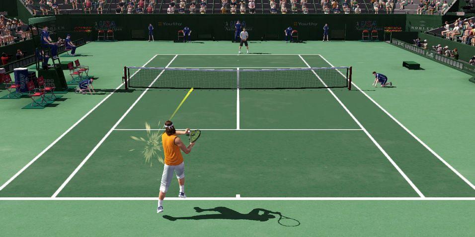 ANMELDELSE: Smash Court Tennis 3