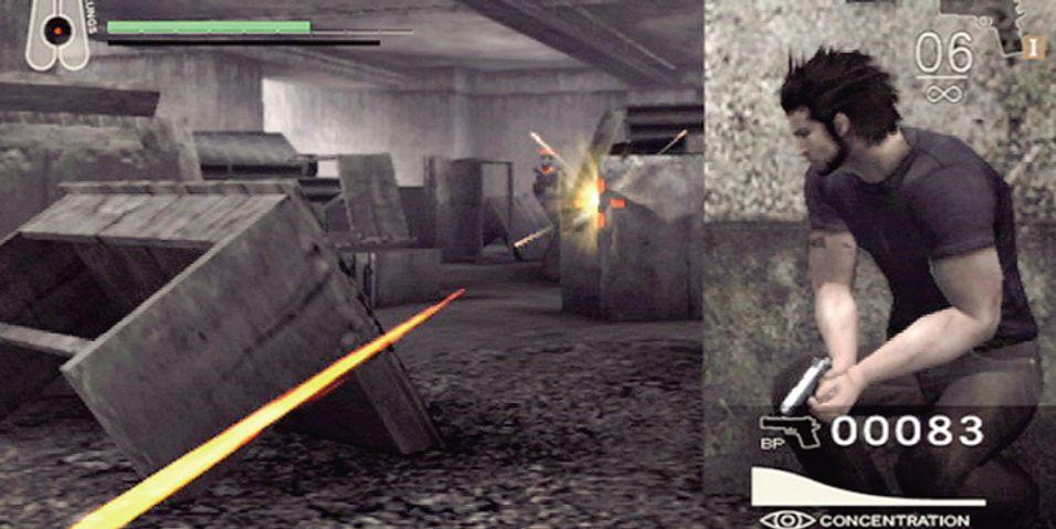Katastrofespill til Wii