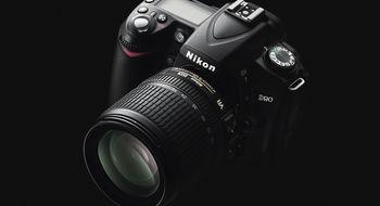 Priser på Nikon D90