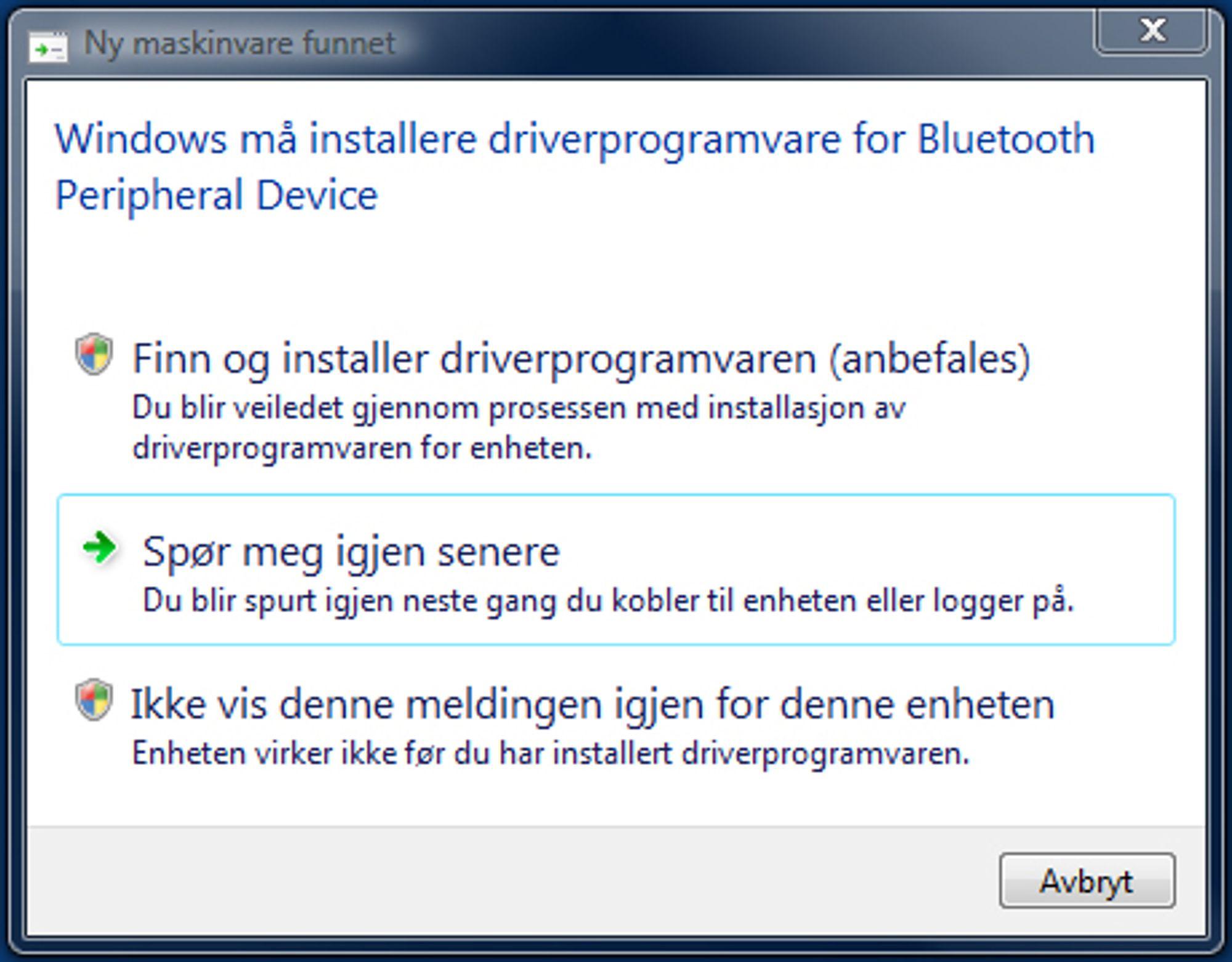 computer virker ikke