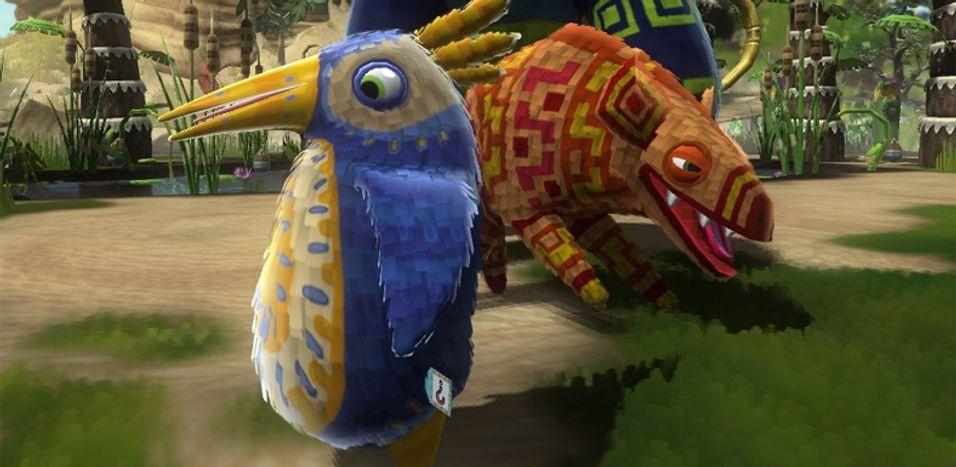 ANMELDELSE: Viva Piñata: Trouble in Paradise
