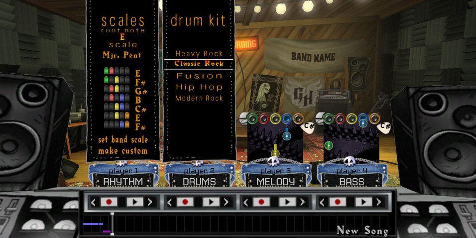 Oasis-stjerne digger Guitar Hero