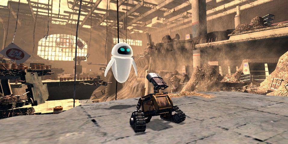 ANMELDELSE: Wall-E