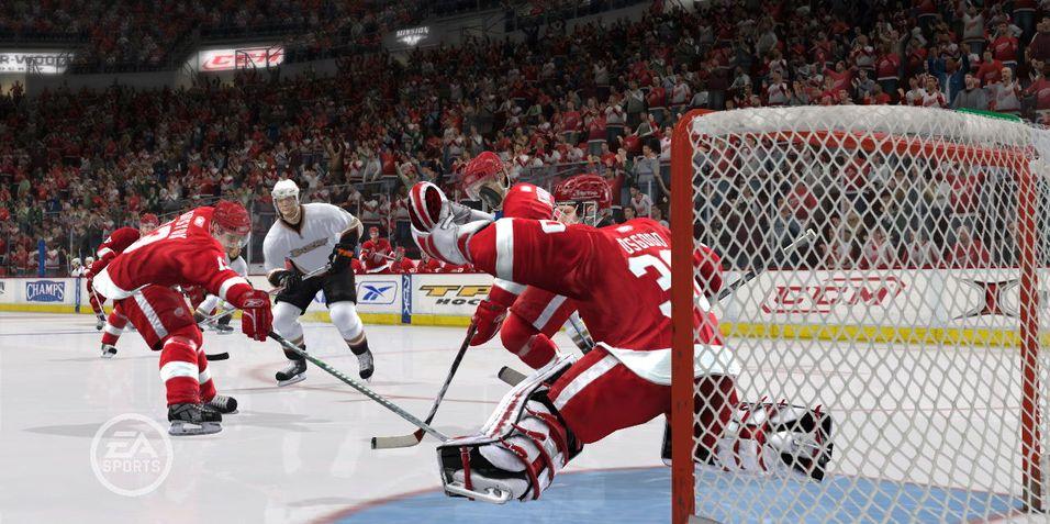 ANMELDELSE: NHL 09