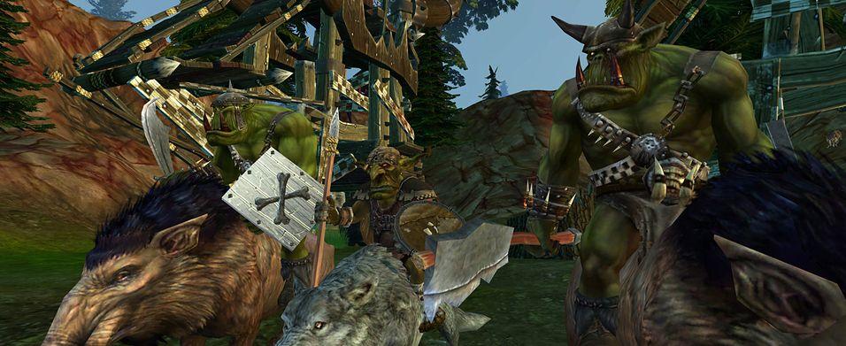 Trøblete Warhammer-beta
