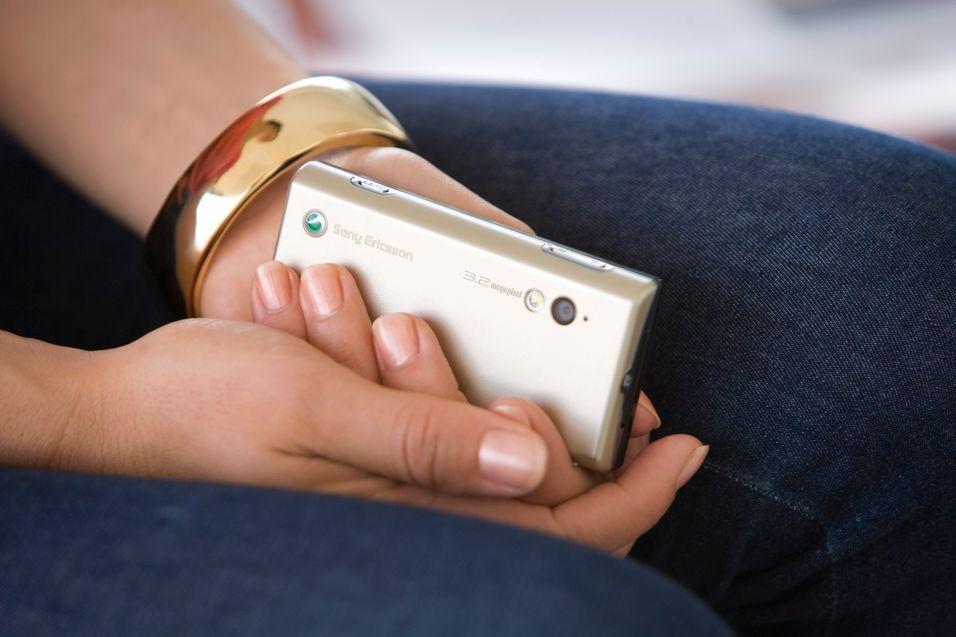 Sony Ericsson har lansert en ny mobil.