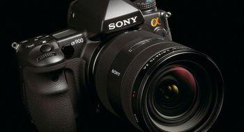 24 megapiksler fra Sony