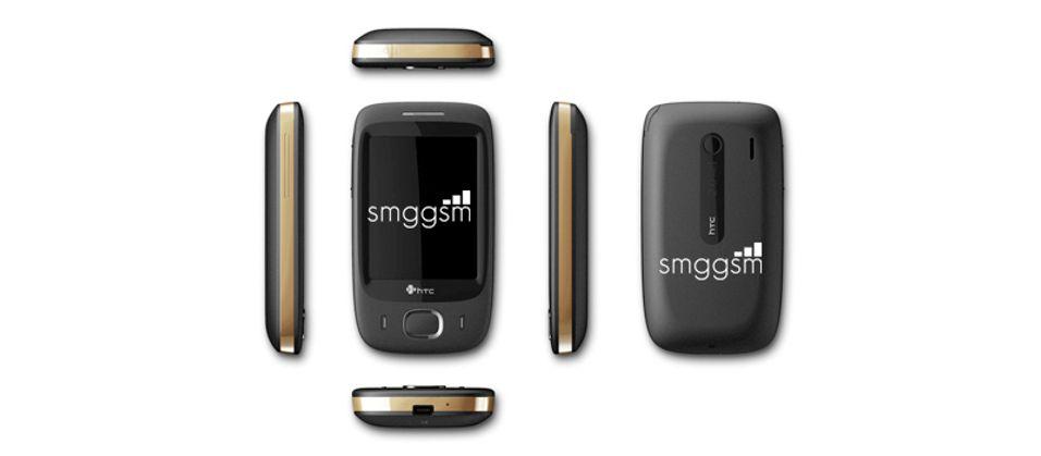 Dette kan være oppfølgeren til HTC Touch.