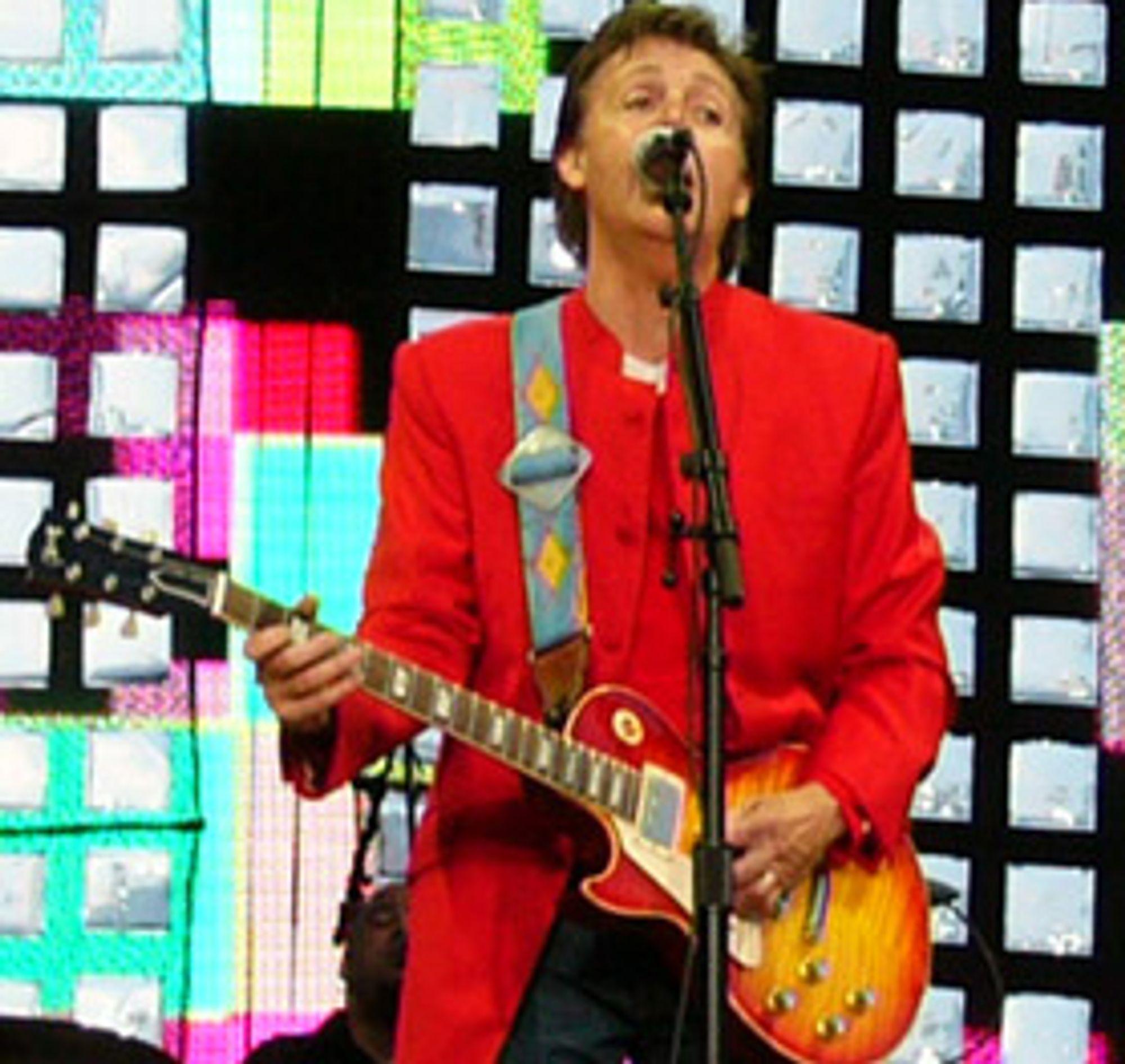 Paul McCartney. Foto: Wikipedia Commons