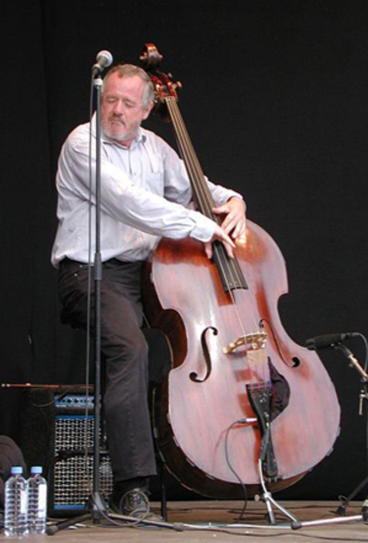 Niels-Henning Ørsted Pedersen. Foto: Björn Milcke/Wikipedia Commons